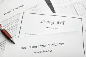 Living Will - Healthcare - Power of Attorney - John Vierthaler Law